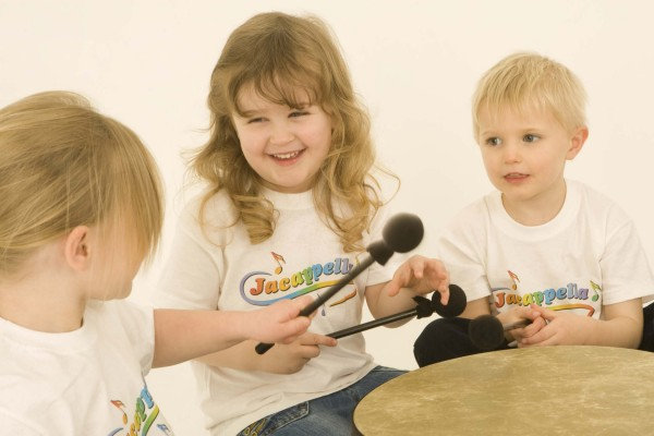 Jacappella - Music Classes for Children